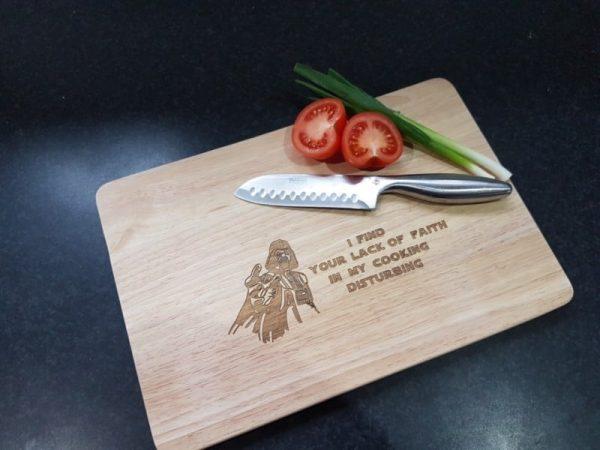 DV chopping board