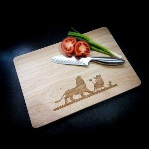 LK chopping board