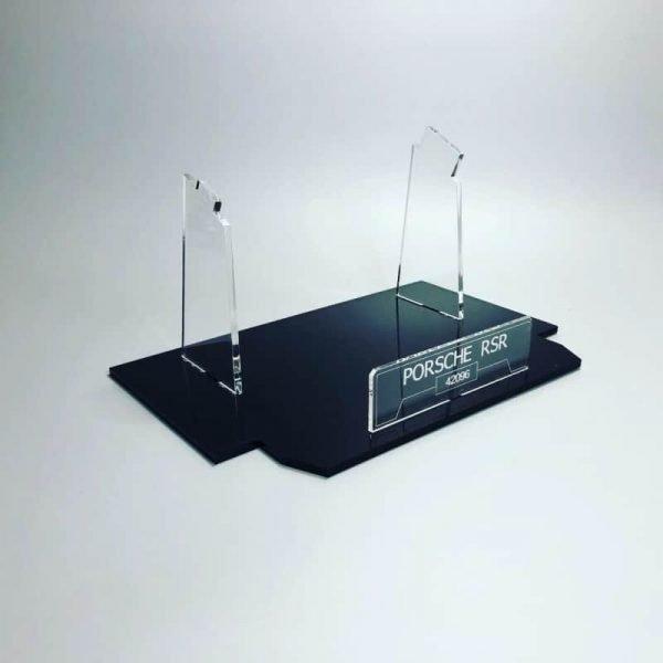Acrylic Display Stand For LEGO Porsche  RSR