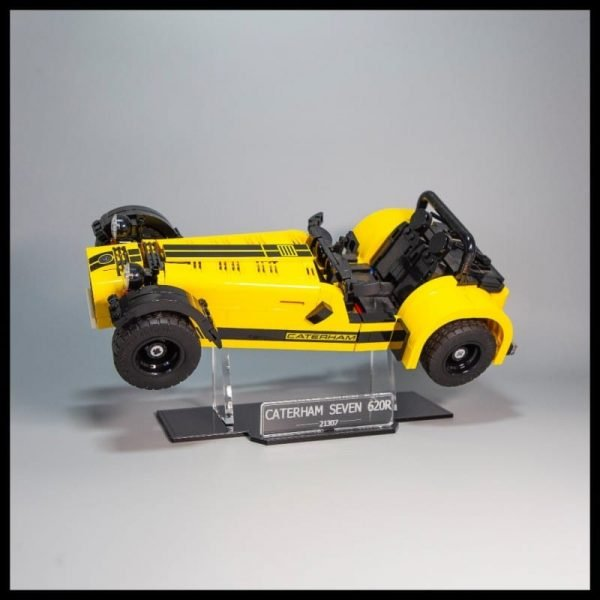Acrylic Display Stand For The LEGO Caterham Model
