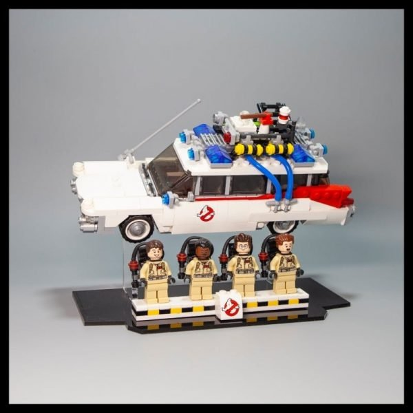 Acrylic Display Stand For The LEGO Ecto  Model