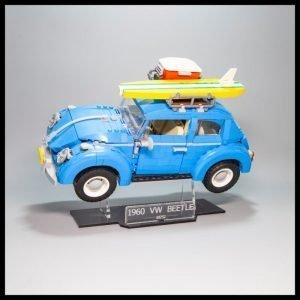 Acrylic Display Stand For The LEGO VW Beetle Model