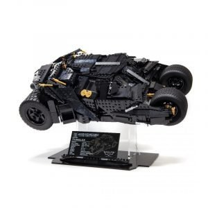 Batman Tumbler Acrylic Display Stand
