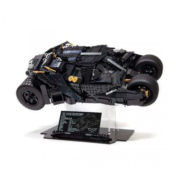 Batman Tumbler Acrylic Display Stand