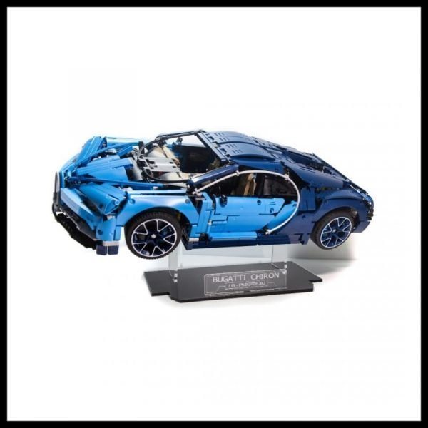 Bugatti Chiron Acrylic Display Stand