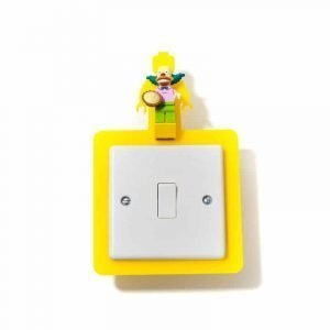 Figure Light Switch Surrounds