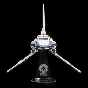 Imperial Shuttle Acrylic Display Stand