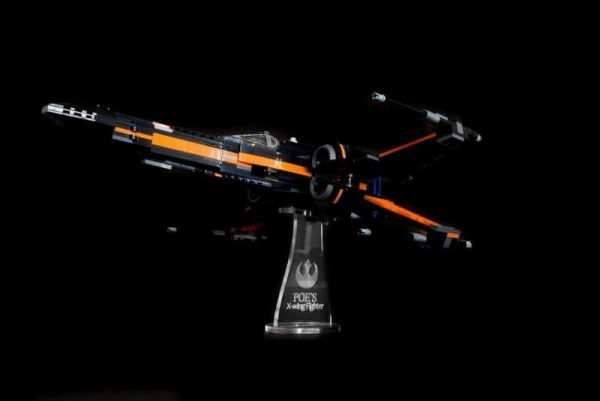Poes X Wing Fighter