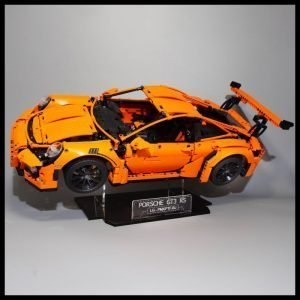 Porsche  GT RS Acrylic Display Stand