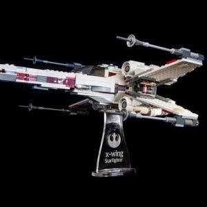 X Wing  Acrylic Display Stand