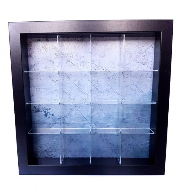 AAcrylic Box Shelf System For IKEA Ribba Frames Details