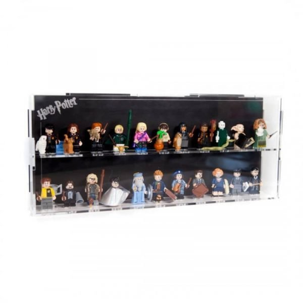 Acrylic Display Case For Harry Potter Fantastic Beasts Series Minifigures
