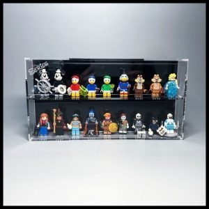 Acrylic Display Case For LEGO Series  Disney Mini Figures