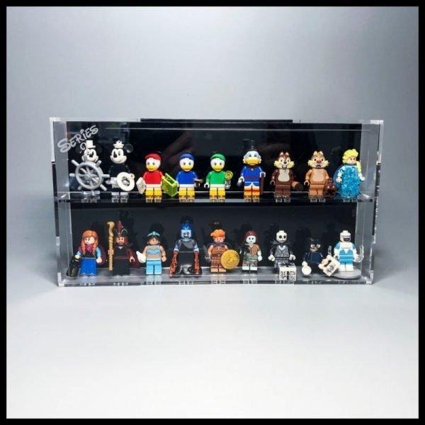 Acrylic Display Case For LEGO Series  Disney Mini Figures