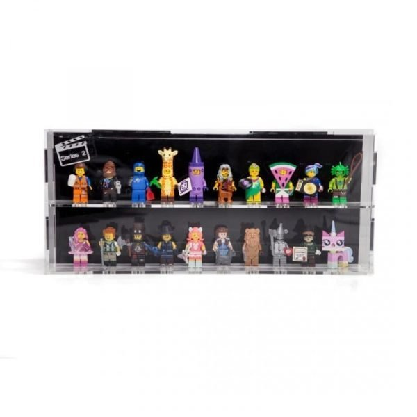 Acrylic Display Case For Lego Movie  Series Minifigures