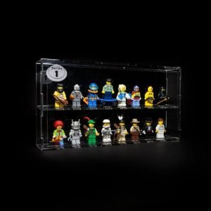 Collectable Minifigure Series Acrylic Display Case