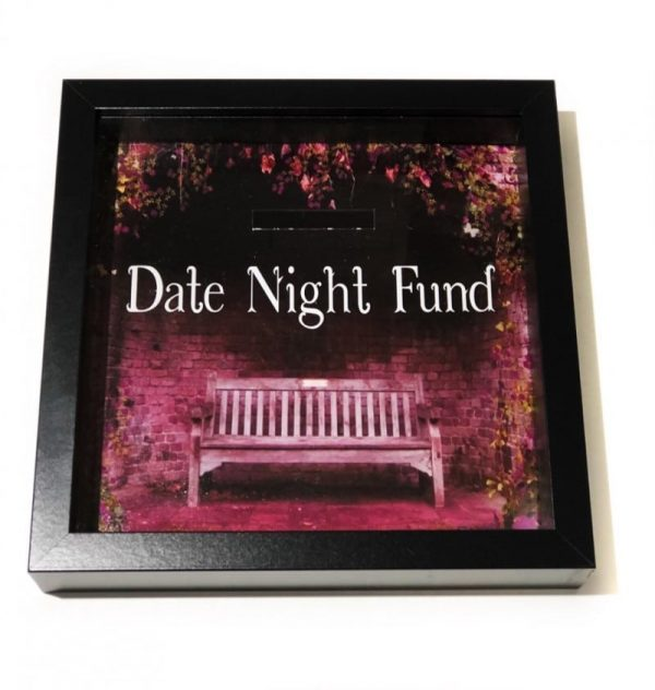 DATE NIGHT Money Box Frame