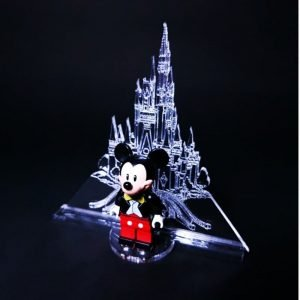 Disney Acrylic Castle Stand