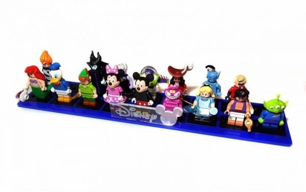 Disney Minifigure Display Plinth