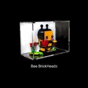 Display Case For Bee Brickheadz