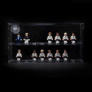 German Team Acrylic Display Case