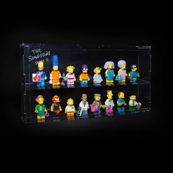 Simpsons Acrylic Display Case