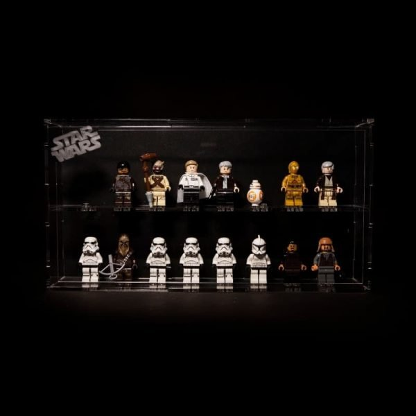 Starwars Acrylic Display Case