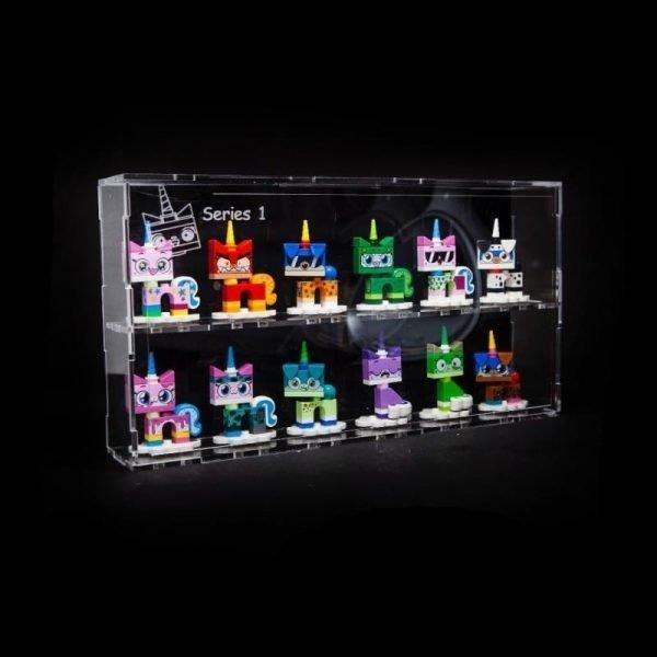 Unikitty Series  Acrylic Display Case
