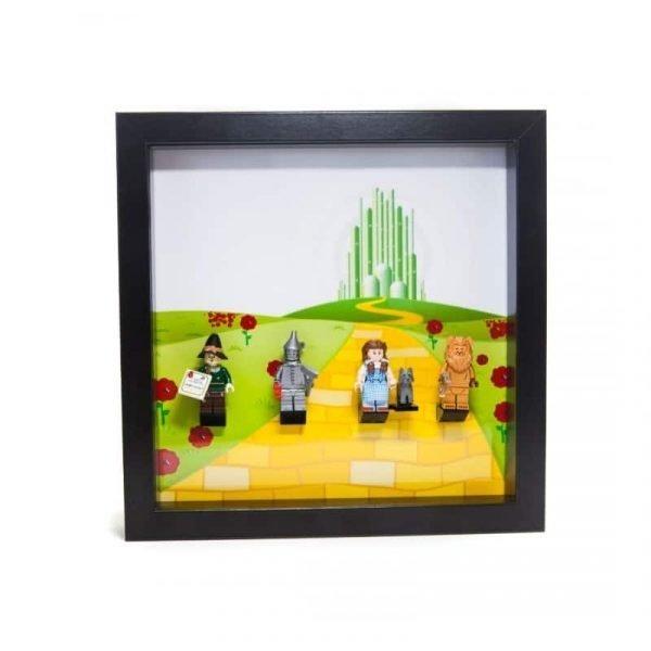 Acrylic Frame Insert For LEGO Wizard Of Oz Minifigures