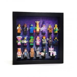 Acrylic Frame Insert For The Lego Movie  Minifigures