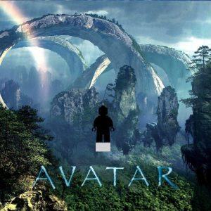 Avatar Acrylic Display Frame