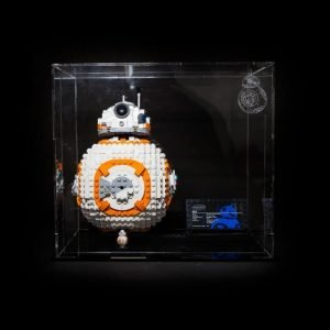 BB  Acrylic Display Case