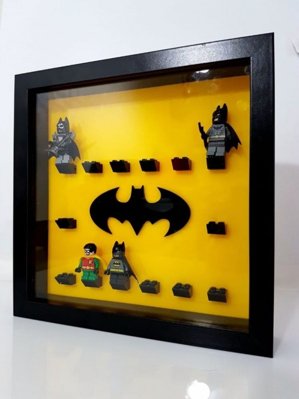 Batman D Solid Acrylic Insert Frame