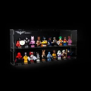 Batman Series  Acrylic Display Case