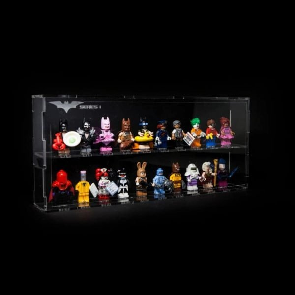 Batman Series  Acrylic Display Case