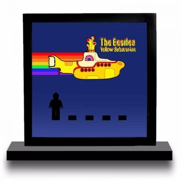 Beatles Acrylic Minifigure Display
