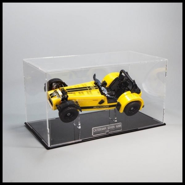 Caterham Acrylic Display Case With Internal Stand