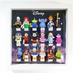 Disney Castle Acrylic Minifigure Display