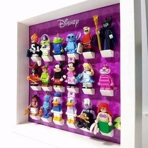 Disney Pink Acrylic Minifigure Display