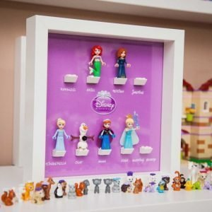 Disney Princess Acrylic Display Frame