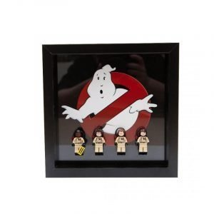 Ghost Busters Frame Display Mount Acrylic Insert
