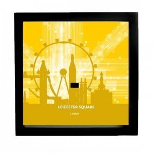 Leicester Acrylic Minifigure Display