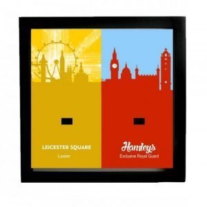 Leicester And Hamleys Acrylic Minifigure Display