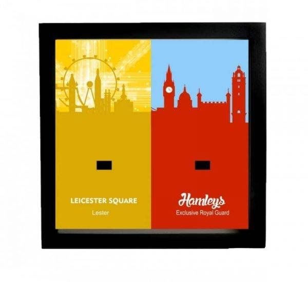 Leicester And Hamleys Acrylic Minifigure Display