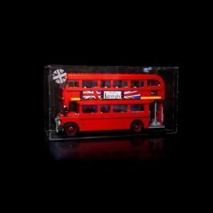London Bus Acrylic Display Case