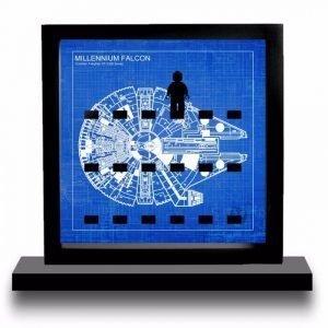 Millennium Falcon Minifigure Display