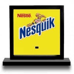 Nesquick Acrylic Minifigure Display