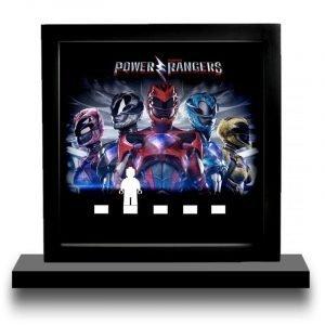 Power Rangers Minifigures Display