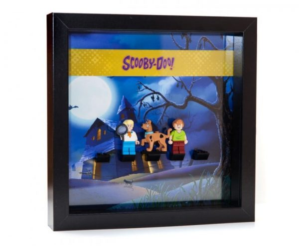 Scooby Doo Frame Display Mount Acrylic Insert