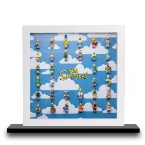 Simpsonscm Acrylic Minifigure Insert